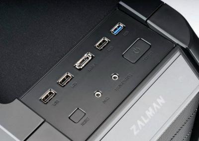 Zalman introduce la GS-1200, digna sucesora de la GS-1000, Imagen 1