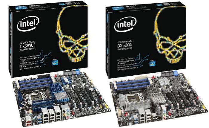 Intel actualiza su gama de placas base X58 Extreme, Imagen 1