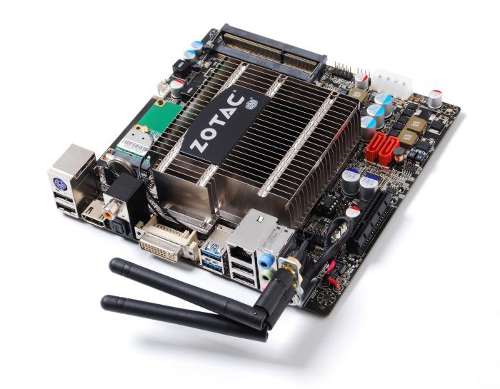 Zotac renueva sus placas Atom Mini-ITX, Imagen 3