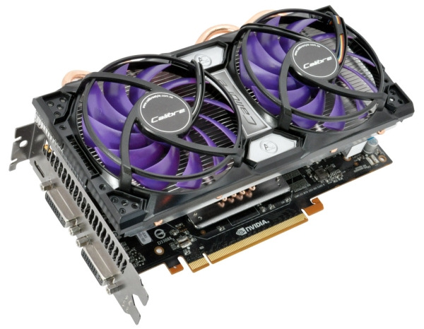 La Sparkle Caliber Geforce GTX 560 Ti a 1GHz, Imagen 1