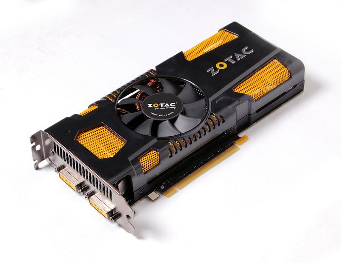Zotac ya tiene GTX 560Ti con overclocking de calidad, Imagen 1