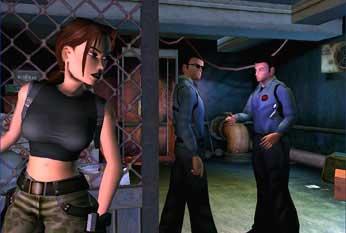 Presentación de Tomb Raider: El Ángel de las Tinieblas, Imagen 2