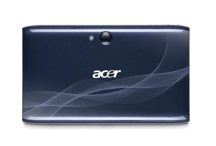 ACER anuncia la Iconia TAB 100 oficialmente. Incluido precio, Imagen 2
