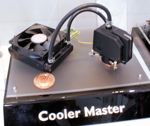 CeBit 2011: Cooler Master introduce nueva refrigeración líquida AIO, Imagen 1
