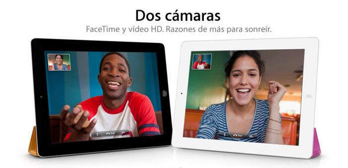 iPad 2 de Apple, Imagen 1