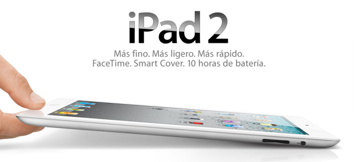 iPad 2 de Apple, Imagen 2