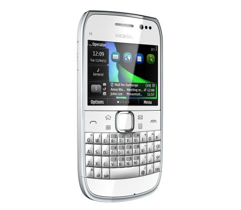 Nokia presenta los nuevos E6 y X7, Imagen 1