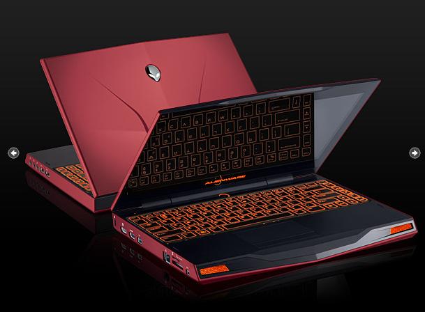 Nuevos Alienware M14x, M18x y M11x R3, Imagen 1