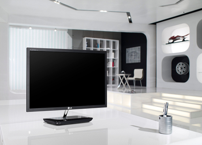 Nueva serie E81 de monitores LG, Imagen 1