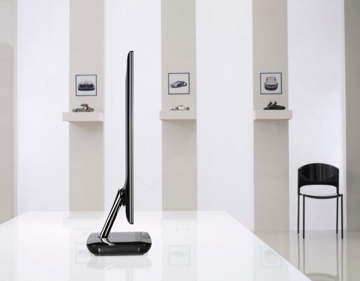 Nueva serie E81 de monitores LG, Imagen 2
