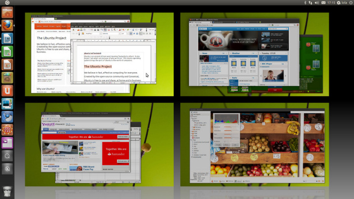 Ubuntu 11.04 Desktop, Imagen 1