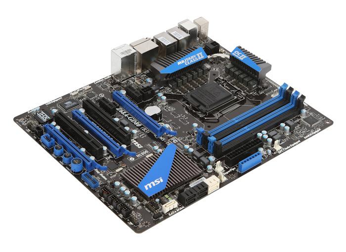 Placa base MSI Z68A-GD80, Imagen 2