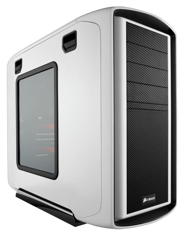 Edición Especial blanca de la Corsair Graphite 600T, Imagen 1