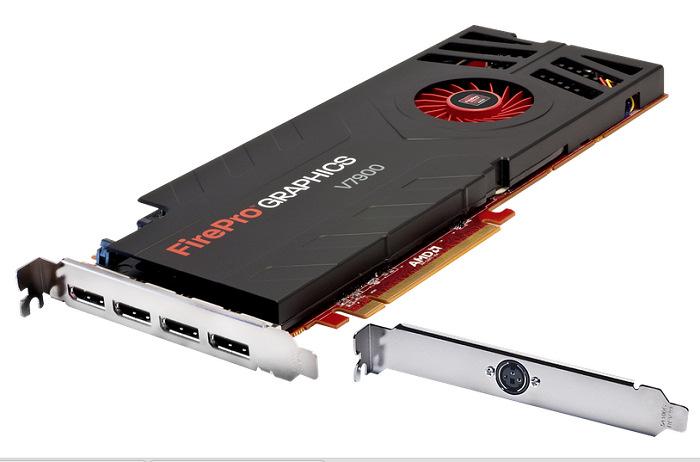AMD potencia su gama profesional con nuevas Firepro V5900 y V7900, Imagen 2