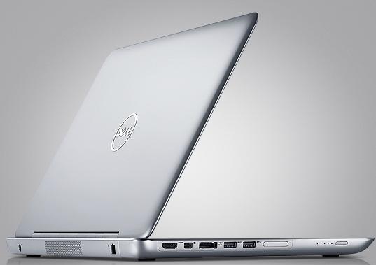 Nuevo Dell XPS 15z. Mejores materiales pero poco atractivo, Imagen 2