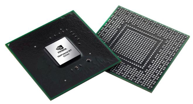 Nvidia Geforce GTX 560M y Geforce 520MX, Imagen 1