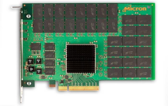 Micron RealSSD P320h. Hasta 3GB/s de transferencia, Imagen 1