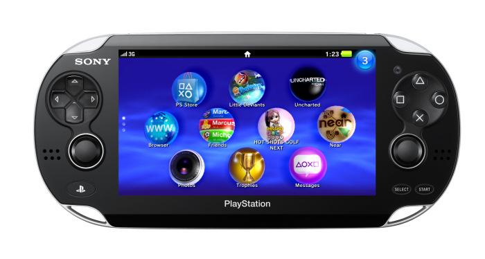E3 2011: Playstation Vita, Imagen 1