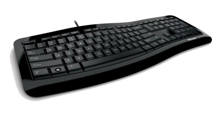 Microsoft Curve Keyboard 3000, Imagen 1