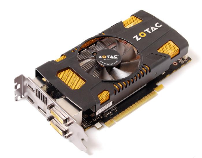 Zotac amplia su gama Multiview con un nuevo modelo Geforce 550 Ti, Imagen 1