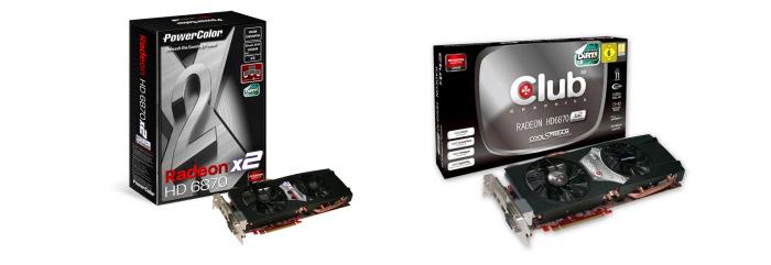 Powercolor y Club3D lanzan sendas Radeon HD 6870X2, Imagen 3