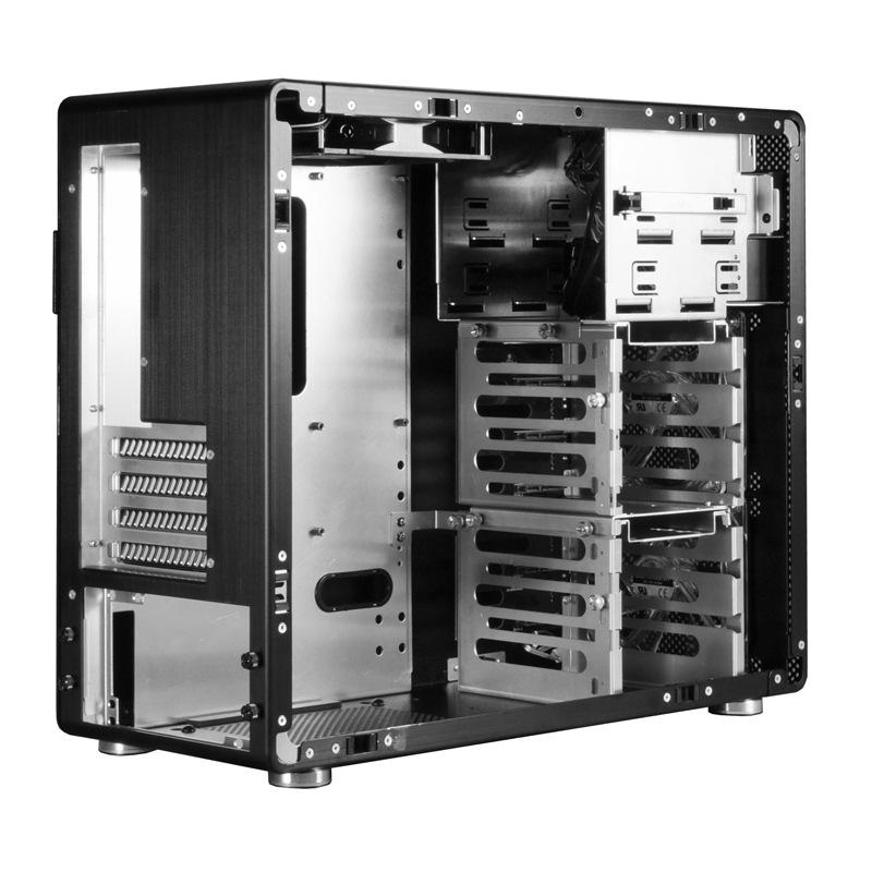 Lian-Li PC-V600F. Minitorre high-end, Imagen 1