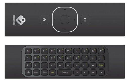 Dlink comercializara el mando del Boxee Box para PC y Mac, Imagen 1