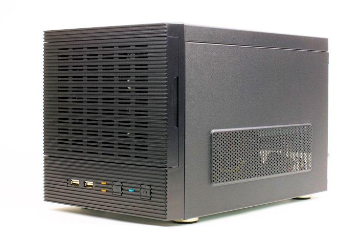 Eolize presenta nueva caja NAS para placas Mini-ITX, Imagen 1