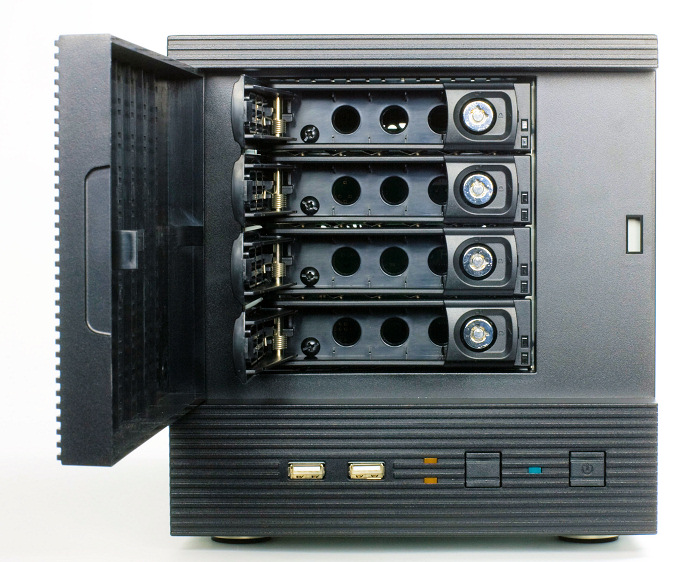 Eolize presenta nueva caja NAS para placas Mini-ITX, Imagen 3