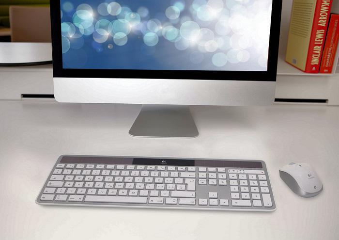 Logitech lanza una edición Mac del K750, Imagen 2