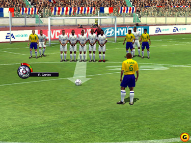 FIFA Soccer 2003 Review, Imagen 2