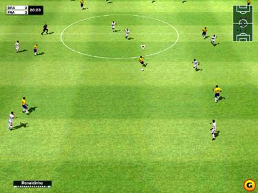 FIFA Soccer 2003 Review, Imagen 3