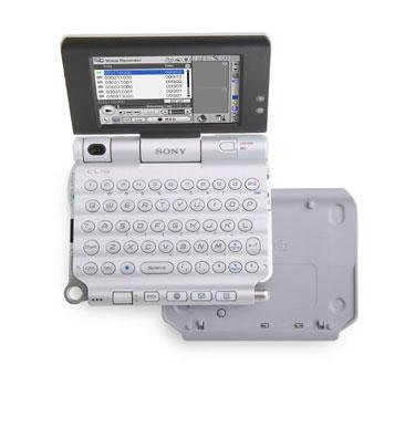 Sony presenta el CLIÉ PEG-UX50, Imagen 2