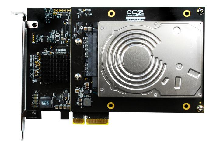OCZ presenta su nuevo Revodrive Hibrido, Imagen 1