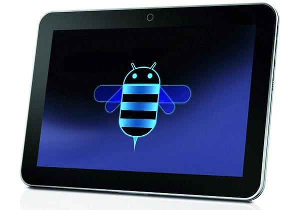 Nuevo Tablet AT200 de Toshiba, Imagen 1