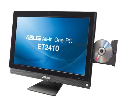 """Nuevos """"All in One"""" ET2410 de ASUS, Imagen 1"""