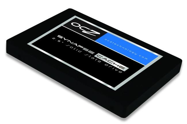 OCZ presenta los nuevos discos Synapse para cache hibrida, Imagen 1