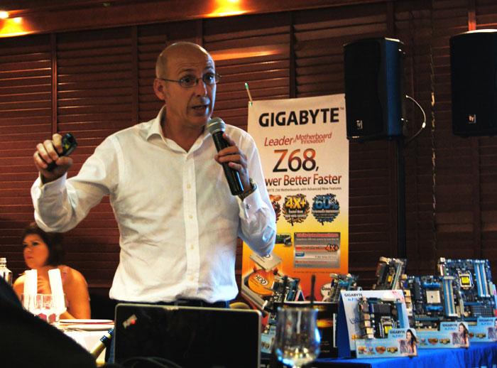 Gigabyte celebra su 25 aniversario en Barcelona, Imagen 2