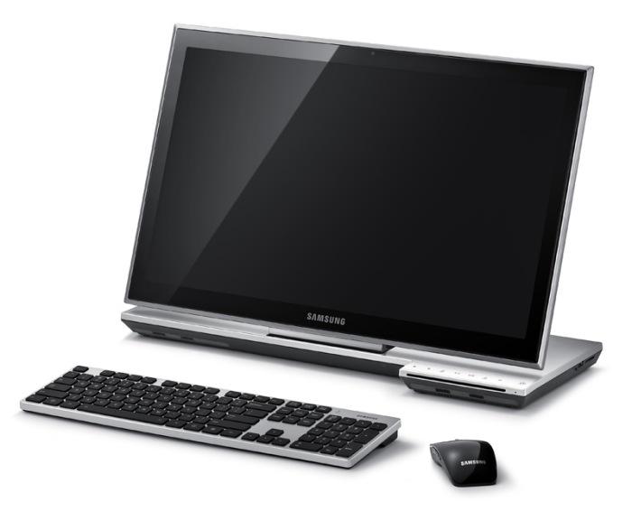 Nuevos sistemas  AIO Serie 7 de Samsung, Imagen 1