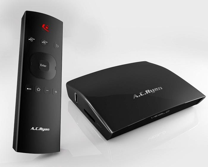 AC Ryan lanza el Veolo. Un reproductor multimedia basado en Android, Imagen 1