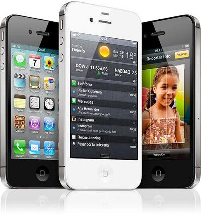 Apple introduce el iPhone 4S, Imagen 1