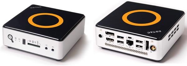 Zotac ZBOX Nano VD01. Zotac se pasa a VIA, Imagen 1