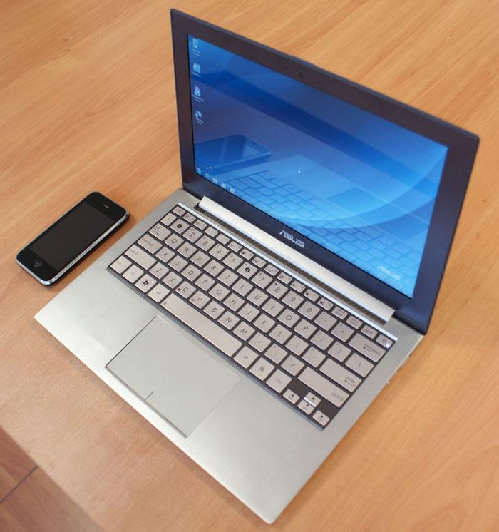 ZenBook de ASUS, Potencia en un tamaño inimaginable, Imagen 3