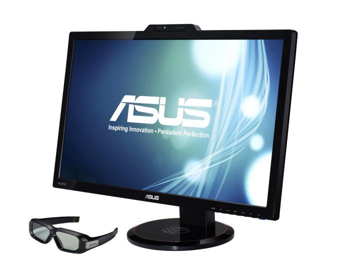 El nuevo monitor VG278H Vision 3D 2 de ASUS calienta motores, Imagen 1