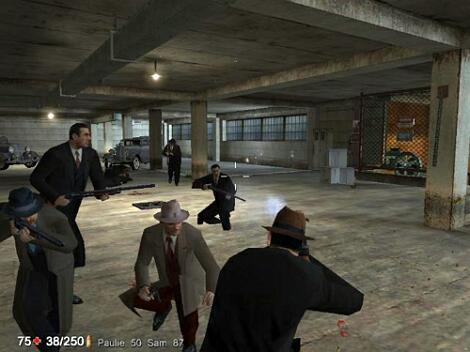 Mafia demo OUT!, Imagen 2