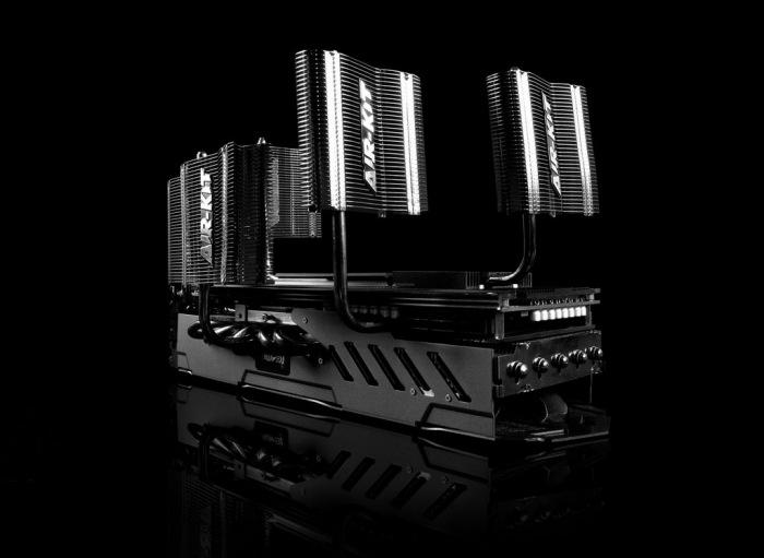 Colorful lanza una GTX 560Ti demencial, Imagen 1
