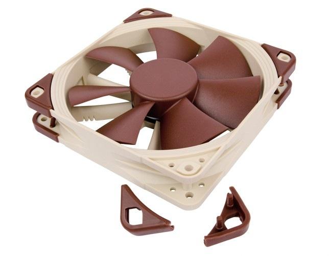 Noctua introduce un nuevo ventilador de 120mm, Imagen 2