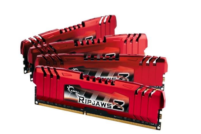 Gskill presenta nuevos kits para cuádruple canal de memoria, Imagen 1