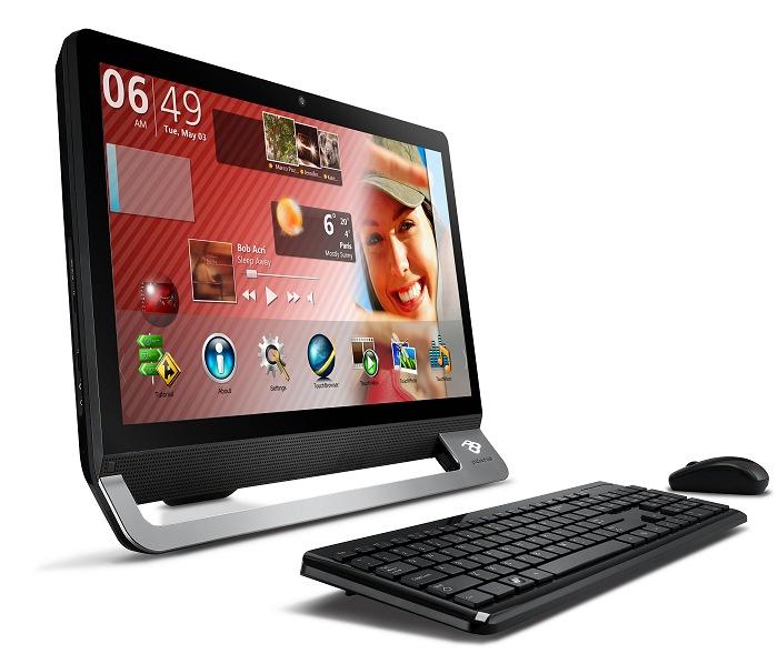 Packard Bell introduce nuevos AIO más delgados, Imagen 1