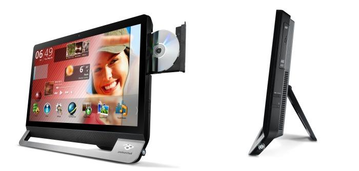 Packard Bell introduce nuevos AIO más delgados, Imagen 2